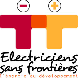 With Electriciens sans frontières